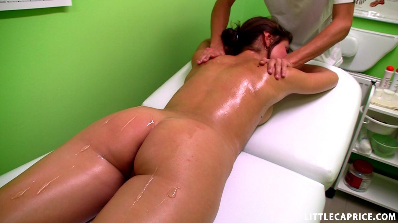 massage oil videos